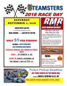 2018 Labor Day Celebration at Rocky Mountain Raceway @ Rocky Mountain Raceway